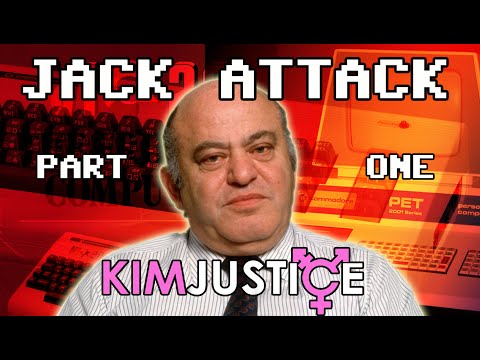 JACK ATTACK:  The Story of Jack Tramiel at Commodore, Part 1 - Kim Justice
