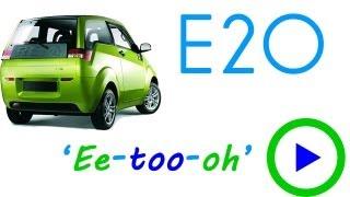 New Mahindra E2O Electric Car Launch Intelligent Solar Powered Passenger Car Full Specification thumbnail