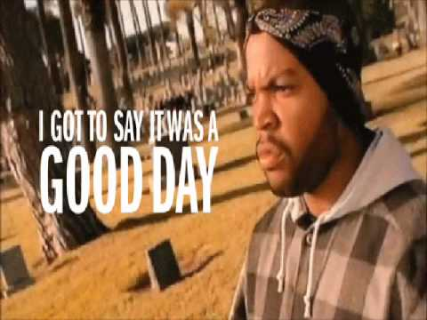 Ice Cube - Today Was A Good Day (Instrumental Ringtone ...
