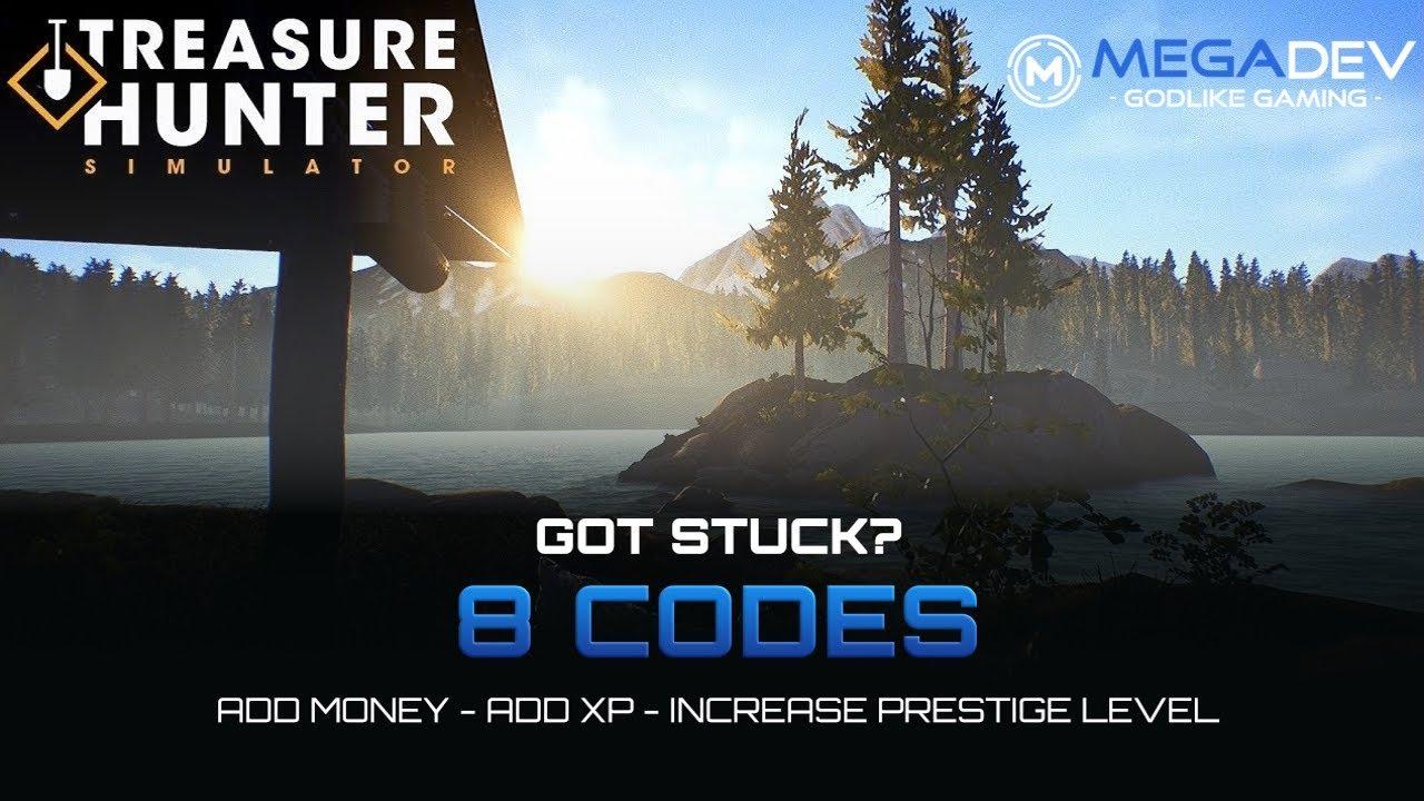 Treasure Hunter Simulator Cheats Add Money Xp Level