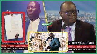 L'émission Ndoumbelane coupé suite aux accusations de D Mbodj sur Me El H Diouf