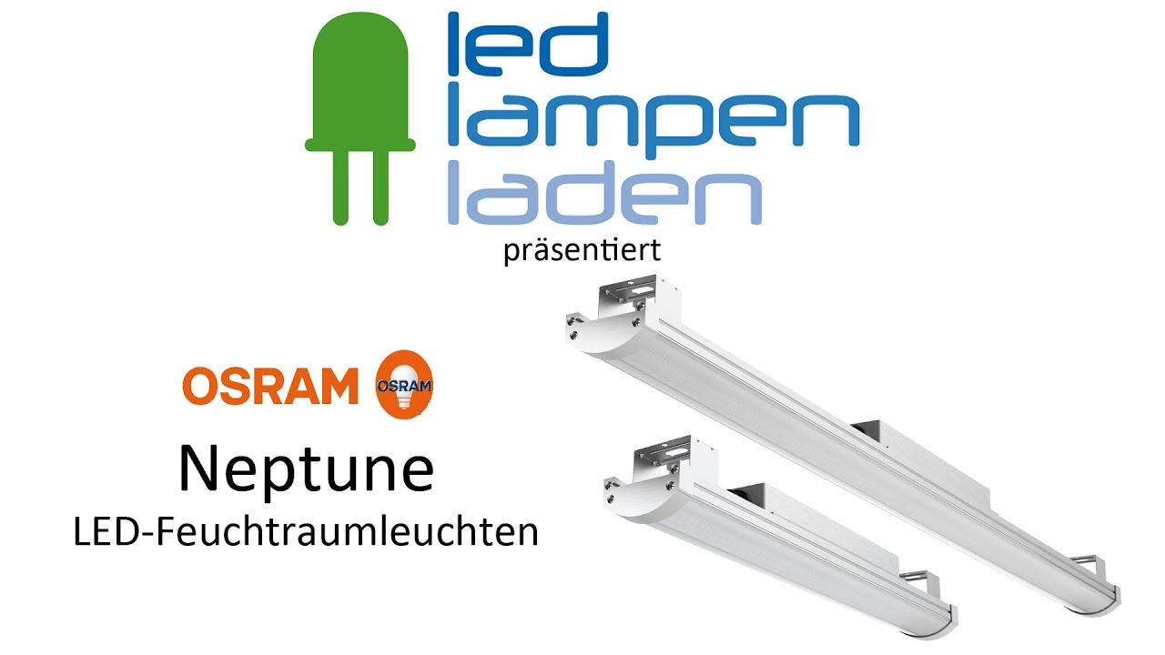 osram led lampen osram neptune led ihr led lampenladen. Black Bedroom Furniture Sets. Home Design Ideas