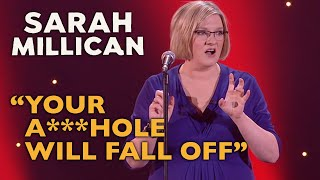 When You Run Out Of Toilet Roll | Sarah Millican