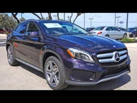 Mercedes Benz San Antonio >> 2015 Mercedes-Benz GLA-Class BoerneTX San Antonio, TX # ...