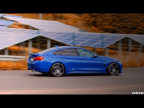 FULL REVIEW - 2015 AC Schnitzer BMW 4‑Series Gran Coupe