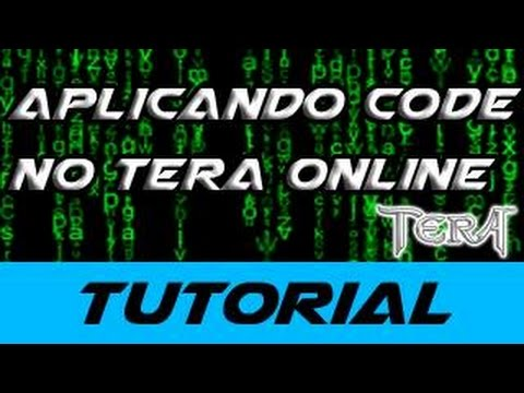 Aplicando Gift Code no Tera Online | Códigos na descrição |