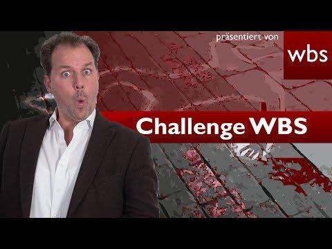 Darf ich tote Menschen filmen? | Challenge WBS Rechtsanwalt Christian Solmecke
