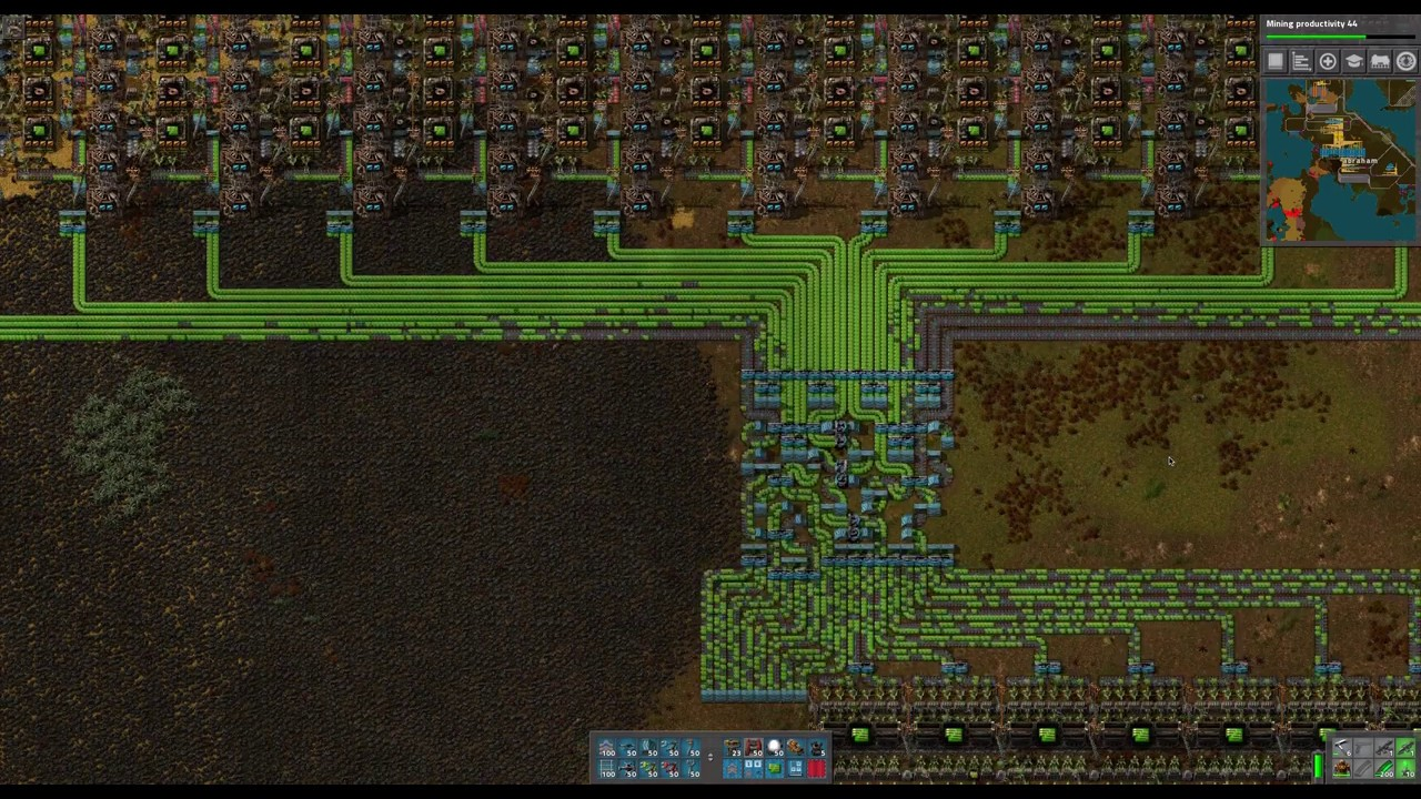Bringing A 16 Blue Belt Green Circuit Factory Online