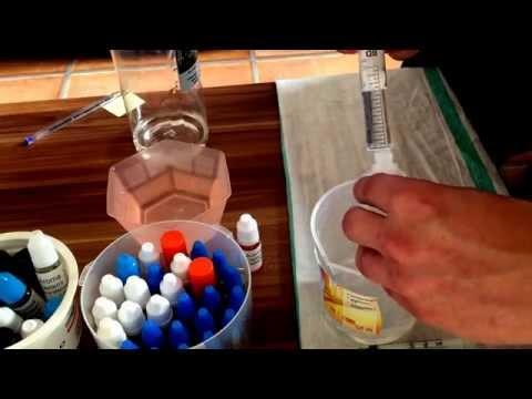 Liquid Mischen für Anfänger - 50/50 Base 6mg Nikotin / Aroma / Mischen / Reifen / Dampfen / Genießen