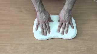 Детская ортопедическая подушка от года | Тривес ТОП-125