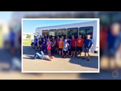 Rejoice Jr. High Houston Mission Trip 2016