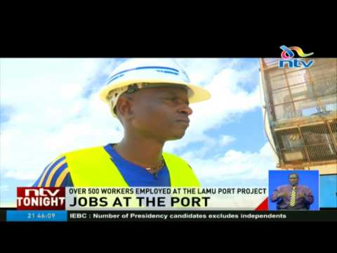 Have the mega infrastructure projects created jobs for Kenyans?