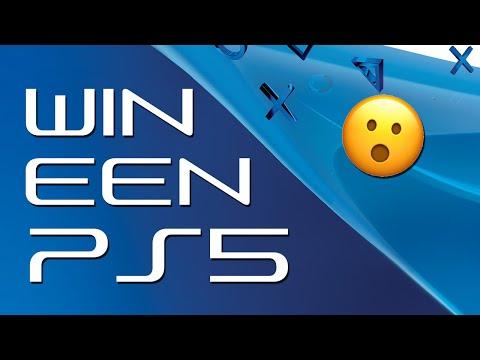 PlayStation 5 UPDATE - Win Een Exemplaar!
