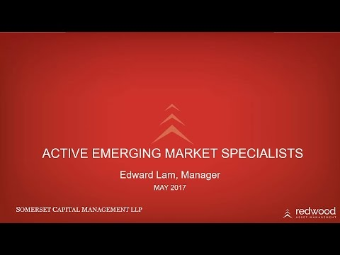 Emerging Opportunities in Emerging Markets