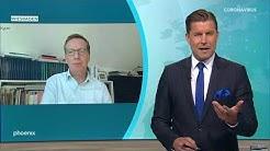 Prof. Michael Hüther zu Folgen der Corona-Pandemie für die Wirtschaft am 30.03.20