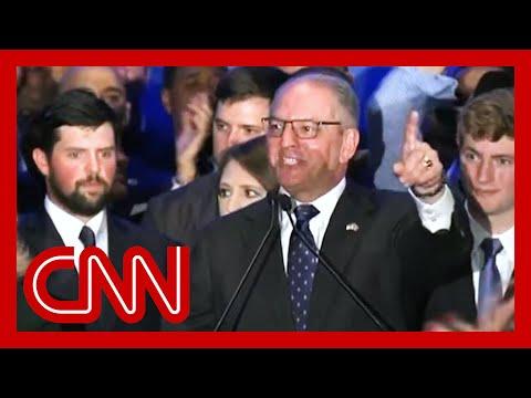Louisiana Democratic Governor defeats Trump-backed businessman, CNN projects