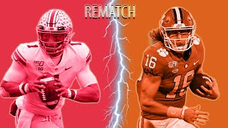 REMATCH - Ohio State vs Clemson (Fiesta Bowl Hype)