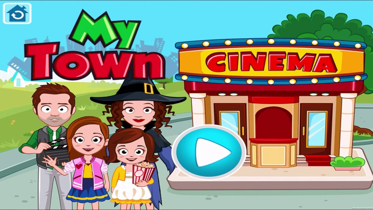 My Town : Cinema - Game Trailer
