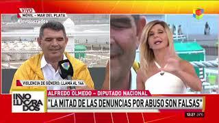 El diputado Alfredo Olmedo se posiciona como candidato a presidente