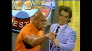 NWF - Paul Heyman Interviews Superstar Billy Graham