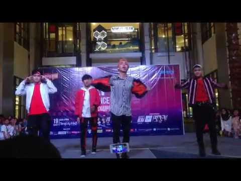 BTS - FIRE + Not Today By We're The Friends Dance Cover
