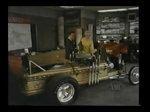 The Munster's car,Pat Priest and more.
