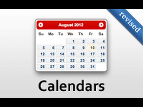 Ruby on Rails - Railscasts PRO #213 Calendars (revised)