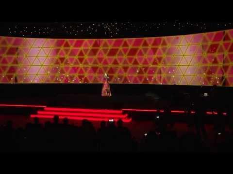 Raisa - dress mapping,  inaicta award 2013