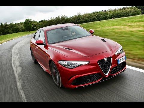 İlk Sürüş   Alfa Romeo Giulia Quadrifoglio [English Subtitled]