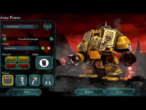 Dawn Of War 2 - Elite Mod ► Обзор Космодесанта