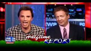 Andy Levy calls Paul Mecurio an idiot - Red Eye w Greg Gutfeld