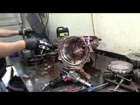 Фото к видео: 4L65-E Transmission Rebuild - Part-1 - Pontiac GTO
