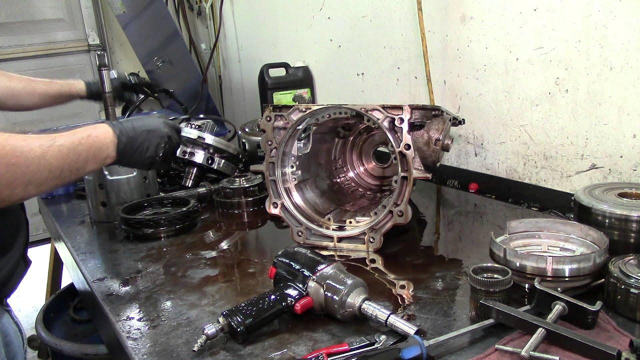 Remanufactured 4L65E Transmissions: Specs & Updates
