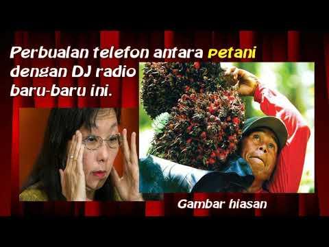 Apalagi yang menteri bangsa DAP ni nak rakyat lakukan!