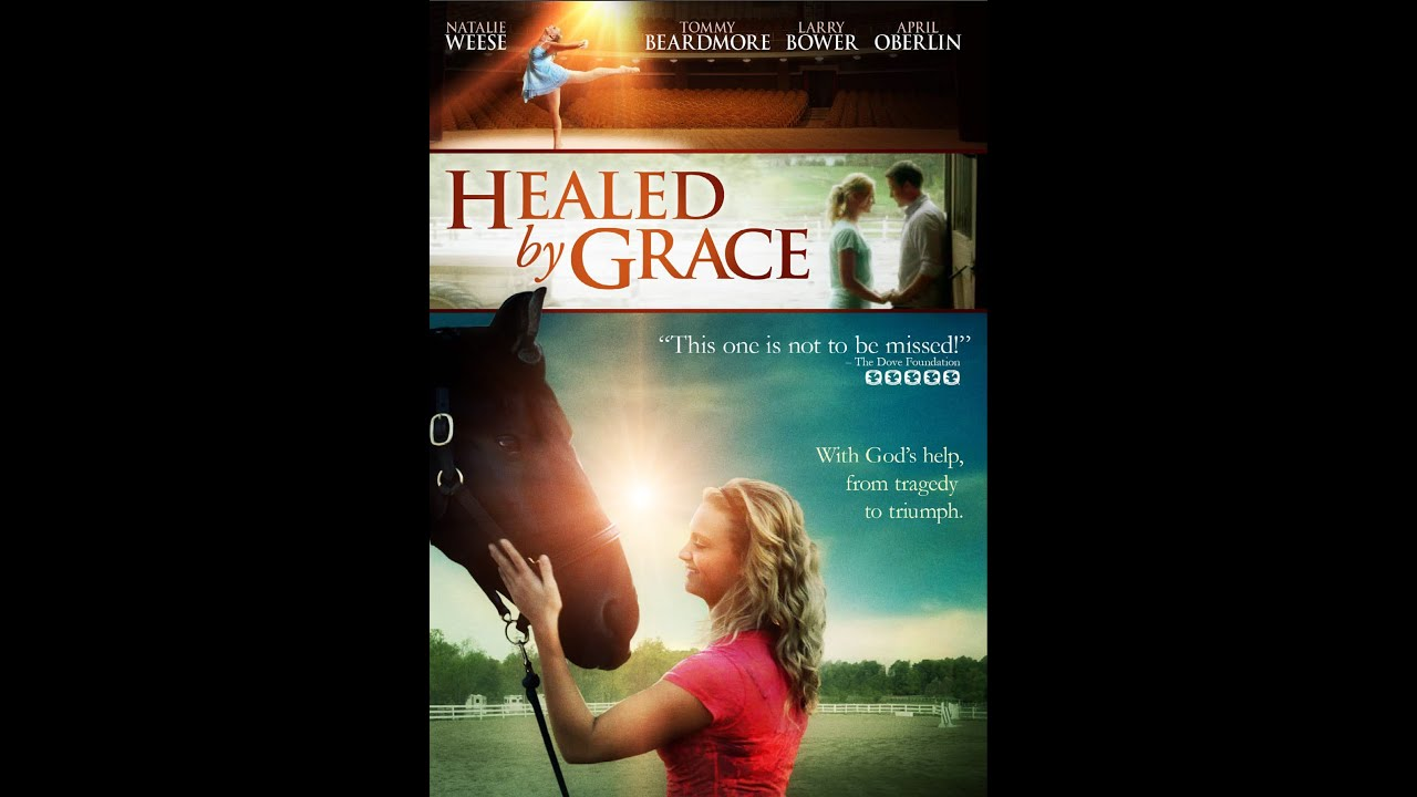 Helad by Grace - DVD Image