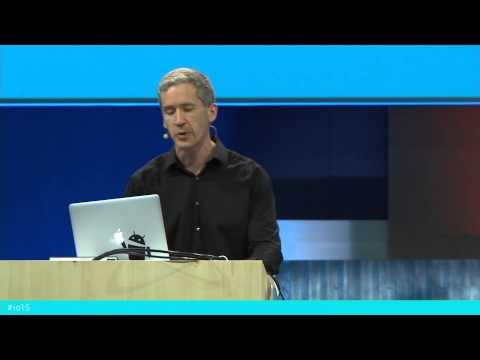 Google I/O 2015 - What's new in Android