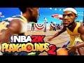 NBA 2K Playgrounds 2 Gameplay PC