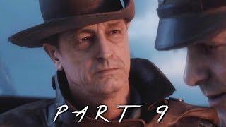 BATTLEFIELD 1 Walkthrough Gameplay Part 9 - Runner (BF1 Campaign)