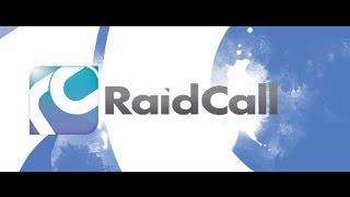 descargar Raidcall en español Fácil y rapido