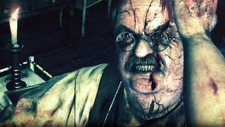The Evil Within: The Patient - Playstation 4 HD gameplay - Capítulo 4