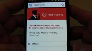 Can Net Nanny for Android Block Porn from Your Kids' Mobile Phone?