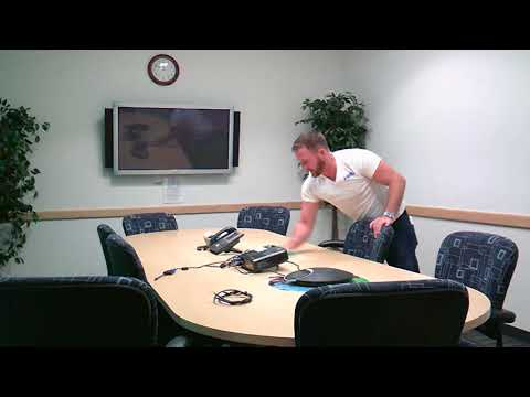 HBS Janitorial Training Video: Conference Room Cleaning
