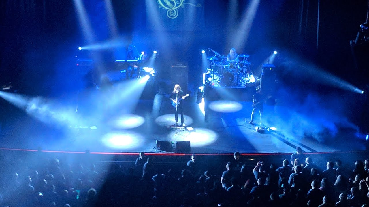 Download Sorceress - Opeth (live at Mexico City 2017)