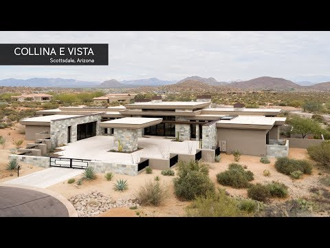 Desert Architecture Series #8 | Mark Sever | Scottsdale, Ari