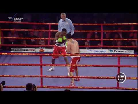 Enock Mwandila Poulsen vs Kakha Avetisai