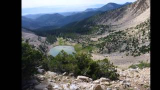 Great Basin backpacking