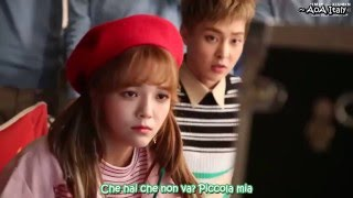 [AoA Italy] Jimin Feat. Xiumin Call You Bae - Naver TV Starcast 2 - Sub Ita