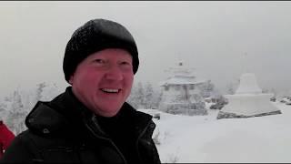Качканар Буддийский Монастырь поездка из Екатеринбурга карьер ГОК ЕВРАЗ Evraz, Evraz Group