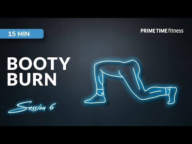 Booty Burn live Workout Session Vol.6