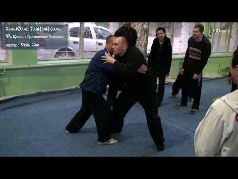 ФаЦзинь «Применение усилия» Чень Сян | 4 фильм